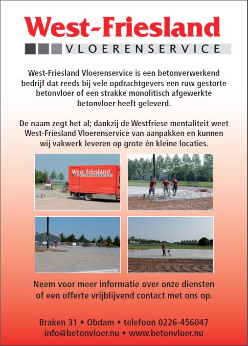West-Friesland Vloerenservice